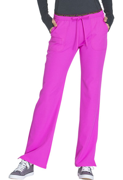 Break on Through Women's Low Rise Drawstring Pant Pink