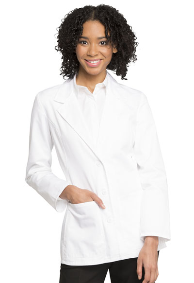 Professional Whites Women's 28 Lab Coat White