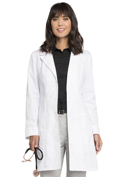 Professional Whites Women's 36 Lab Coat White