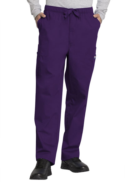 WW Originals Men Men's Drawstring Cargo Pant Purple