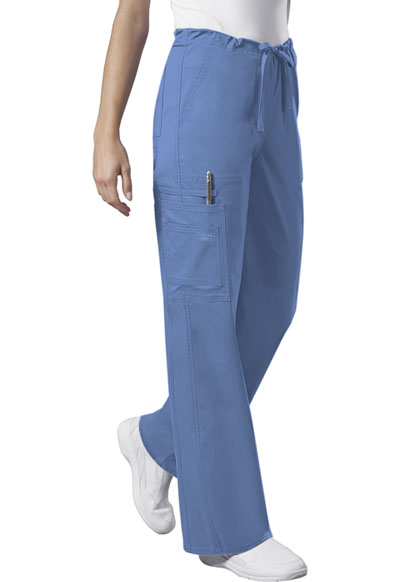 WW Core Stretch Unisex Unisex Drawstring Cargo Pant Blue