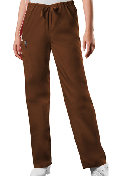 WW Originals Unisex Unisex Drawstring Cargo Pant Brown