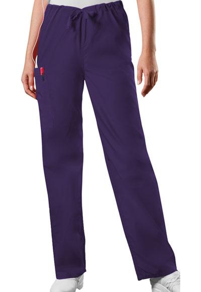 WW Originals Unisex Unisex Drawstring Cargo Pant Purple