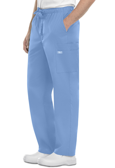 WW Core Stretch Men Men's Drawstring Cargo Pant Blue