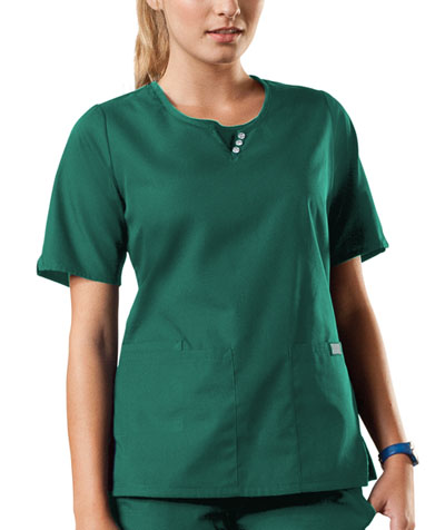 WW Originals Women\'s Round Neck Top Green