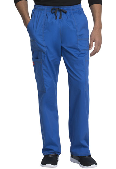 Gen Flex Men's Men's Drawstring Cargo Pant Blue