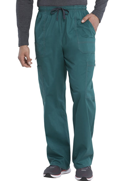 Gen Flex Men's Men's Drawstring Cargo Pant Green
