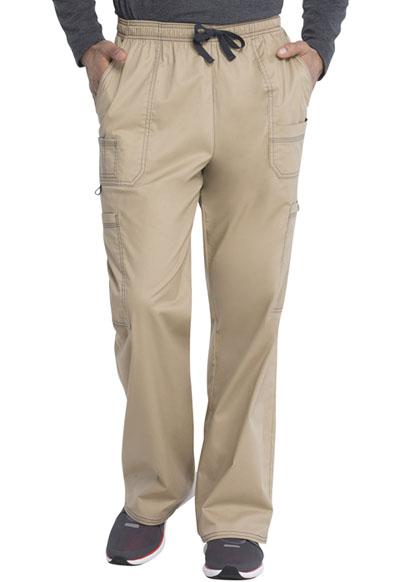 Gen Flex Men's Men's Drawstring Cargo Pant Khaki