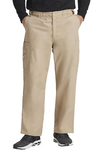 Dickies EDS Signature Men's Men's Zip Fly Pull-On Pant Khaki