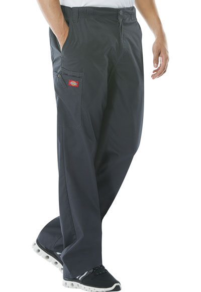 Dickies Evolution NXT Men's Men's Elastic Waist Cargo Pant Gray