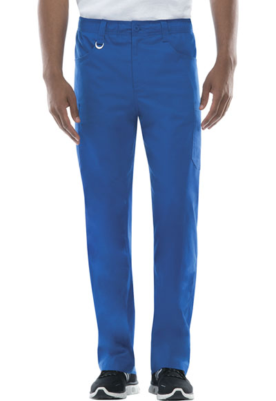 Dickies EDS Signature Stretch Men's Men's Zip Fly Pull-on Pant Blue