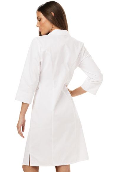 6ec7f619f665a Photograph of Professional Whites Women's Button Front Dress White  84503-DWHZ