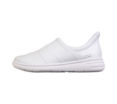 Infinity Footwear Shoes Women's BREEZE Lighting White