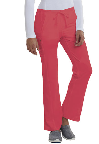 Careisma Fearless Women's Low Rise Straight Leg Drawstring Pant Pink