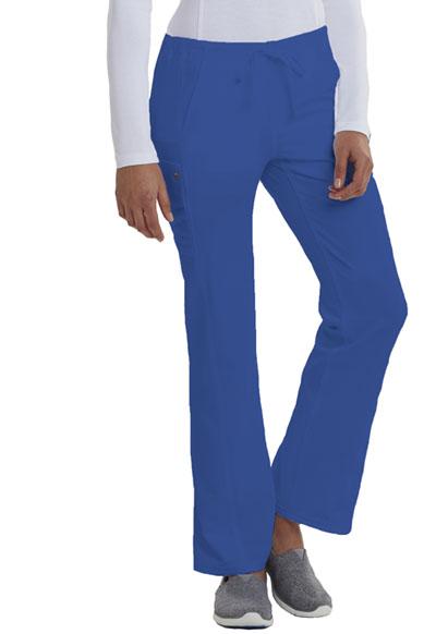 Careisma Fearless Women's Low Rise Straight Leg Drawstring Pant Blue