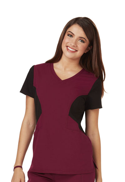 Careisma Fearless Women's V-Neck Top Red