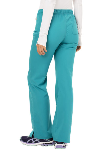 27f344acbc1 Photograph of Code Happy Cloud Nine Women's Mid Rise Moderate Flare Leg Pant  Blue CH000A-