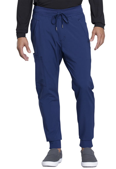 Infinity Men's Men's Natural Rise Jogger Pant Blue