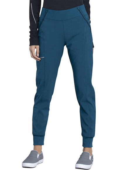 Infinity Women Mid Rise Jogger Blue