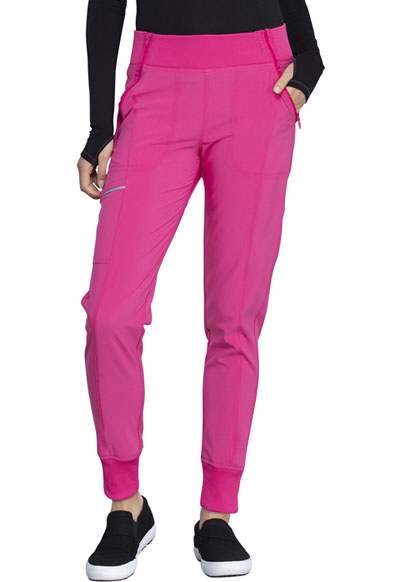 Infinity Women Mid Rise Jogger Pink