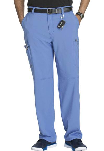 Infinity Men's Men's Fly Front Pant Blue