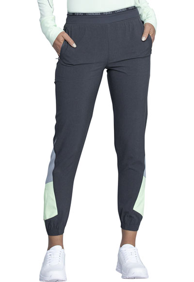 Infinity Women Mid Rise Jogger Neutral