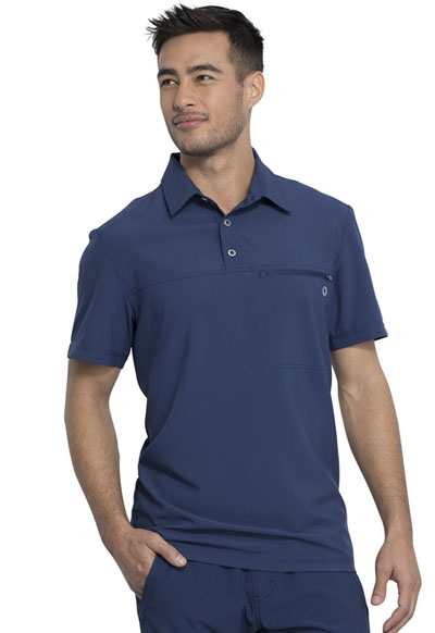 Infinity Men Men's Polo Shirt Blue