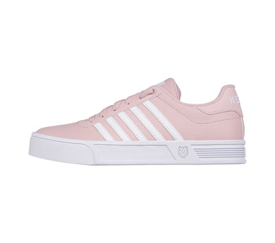 K-Swiss Women's COURTLITESTP White, Peachy