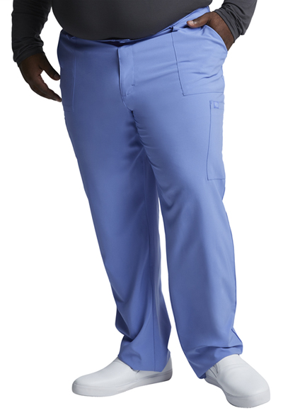 EDS Essentials Men's Men's Natural Rise Drawstring Pant Blue