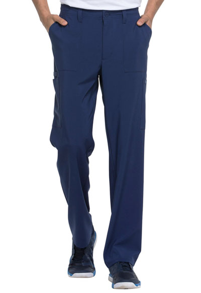 Every Day EDS Essentials Men Men's Natural Rise Drawstring Pant Blue