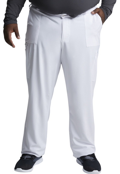 EDS Essentials Men's Men's Natural Rise Drawstring Pant White