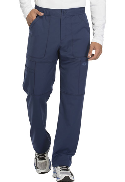 7b996577ee0 Dickies Dynamix Men's Zip Fly Cargo Pant in Navy from Dickies Medical