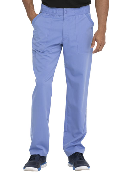 Dickies Balance Men's Men's Mid Rise Straight Leg Pant Blue