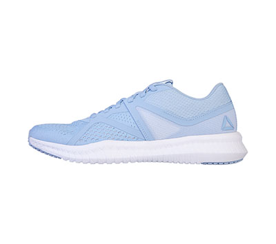 Reebok Women FLEXAGONFIT Denim Glow/White