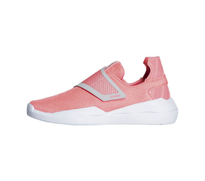 K-Swiss Women's FUNCTIONALSTRA BurntCoral,SilverCloud,White