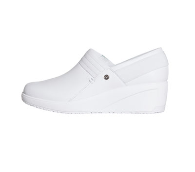 Infinity Footwear Shoes Women's GLIDE White on White