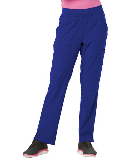 Low Rise Cargo Pant in Royal