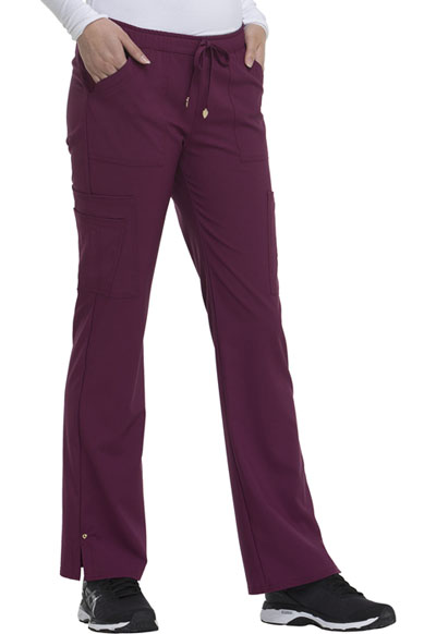 b3087913c79 Photograph of Love Always Women's Charmed Low Rise Drawstring Pant Red  HS025P-WNPS
