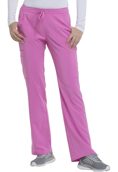 Love Always Women's Charmed Low Rise Drawstring Pant Pink