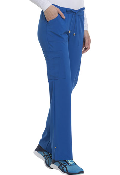 68424c2e23b Photograph of Love Always Women's Charmed Low Rise Drawstring Pant Blue  HS025-RYPS