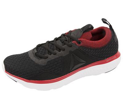 Reebok Men's Premium Athletic Footwear Black,Coal,PrimalRed,Wht,Silve