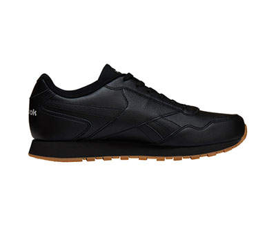 64aa33a94754 Photograph of Reebok Men s MCLHARMANRUN Black