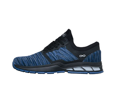 Infinity Footwear Shoes Men's MFLY Blue