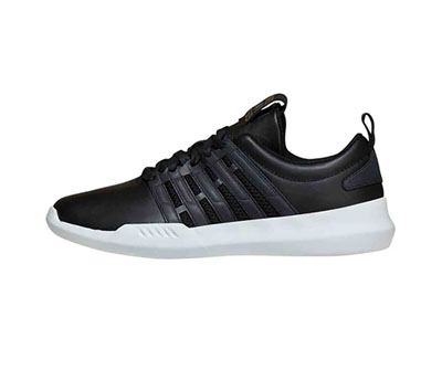 K-Swiss Men's MGENKMANIFESTO Black,White