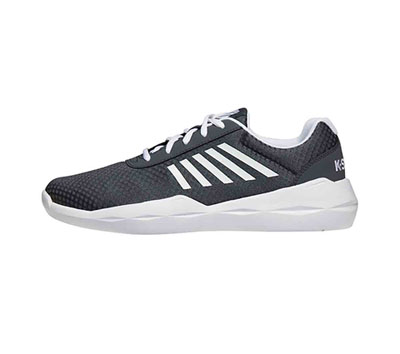 K-Swiss Men's MINFINITEFUN CastleGrey,White
