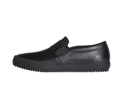 Infinity Footwear Shoes Men's MRUSH Black