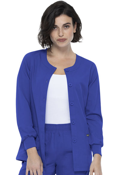 Women's Warm-up Jacket Blue