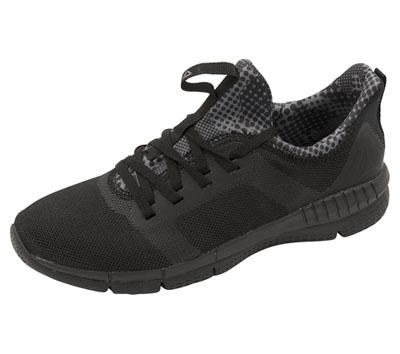 Reebok Women's Premium Athletic Footwear Camo,Black,White
