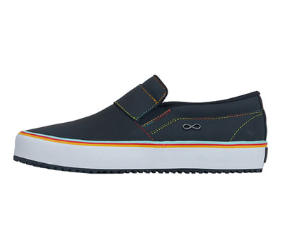 Infinity Footwear Shoes Women RUSH Radiant Rainbow