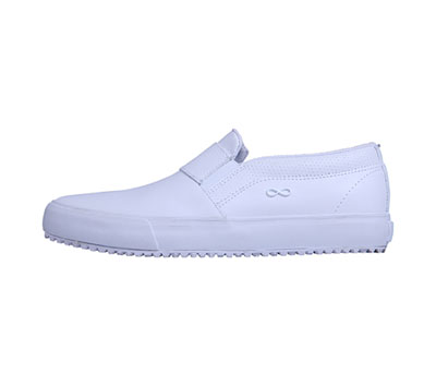 Infinity Footwear Shoes Women RUSH White